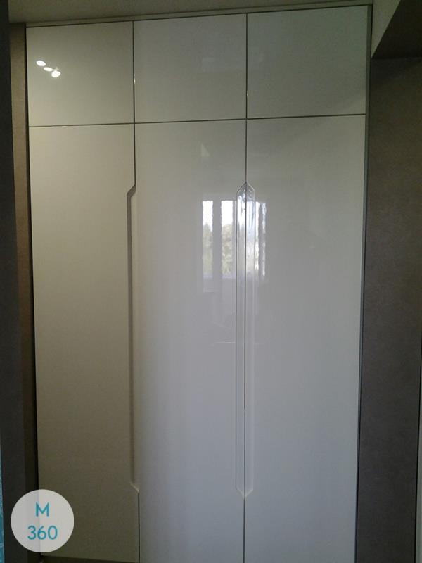 Белый распашной шкаф Хамм Арт 006297211