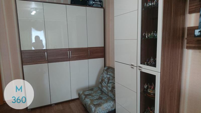 Распашной шкаф со стеклянной дверью Белорецк Арт 006479621