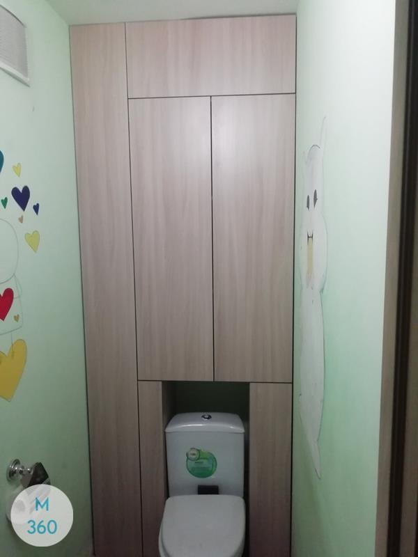 Шкаф в ванную комнату Асмэра Арт 006867934