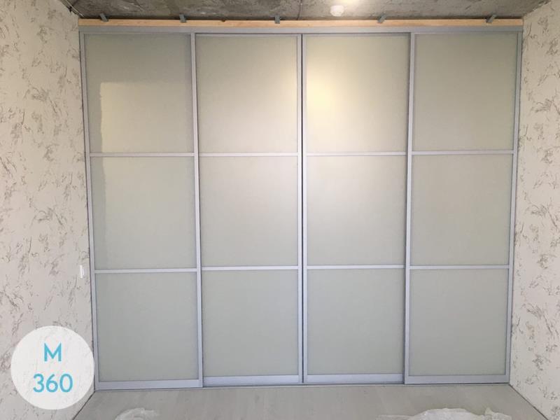 Двери купе для гардеробной Хай-Пойнт Арт 006916942