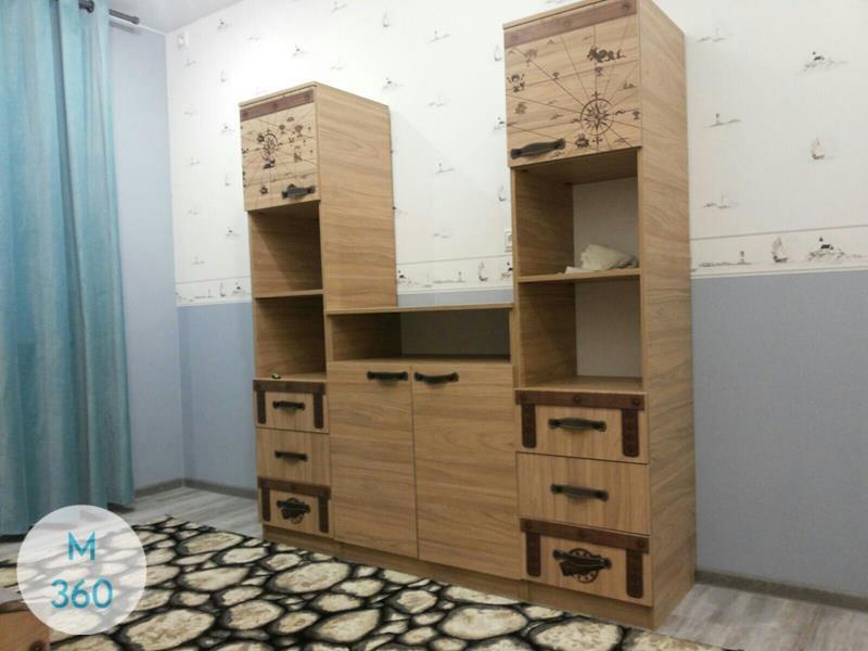 Необычный книжный шкаф Евпраксия Арт 007054825