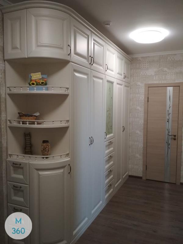 Высокий распашной шкаф Миллениум Арт 007079774