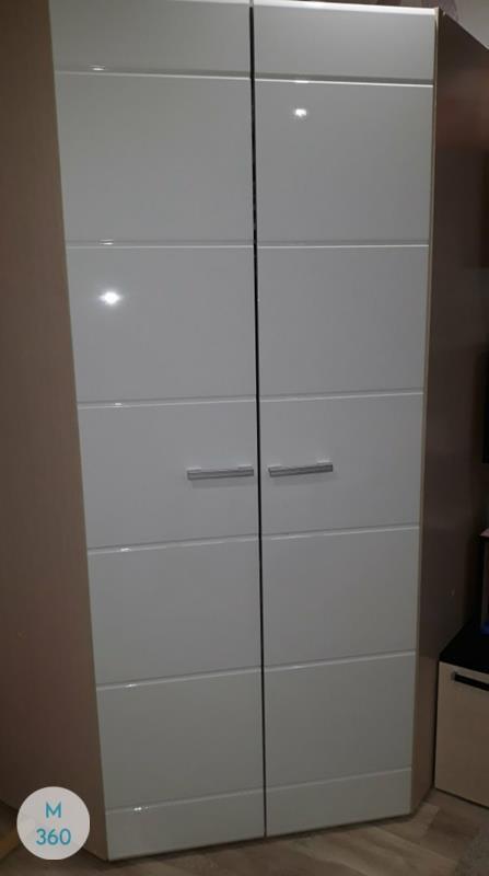 Распашной шкаф с угловым элементом Бергамо Арт 007201413