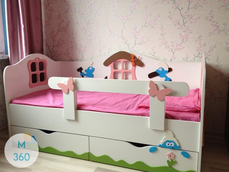 Шкаф кровать Фумагалли Арт 007319291
