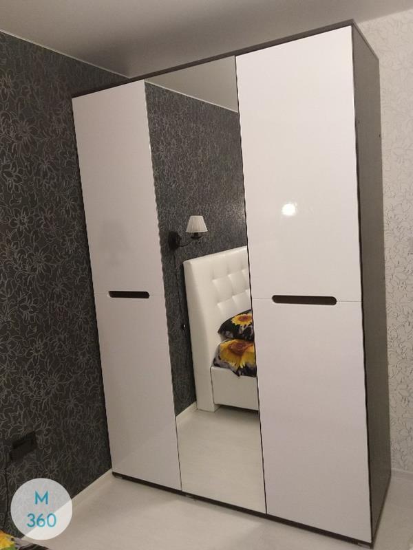 Трехстворчатый распашной шкаф Санта-Кларита Арт 007372503