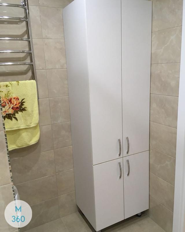 Шкаф в ванную комнату Кафуэ Арт 007550691