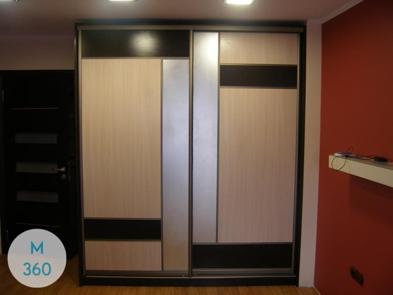 Двухдверный шкаф Киллин Арт 007592975