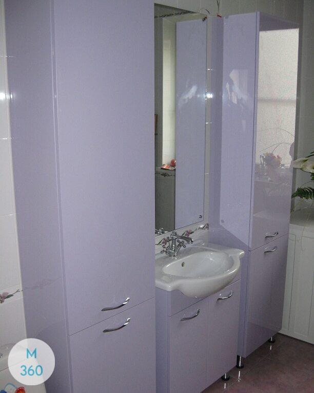 Шкаф в ванную комнату Эр-Рияд Арт 007630229