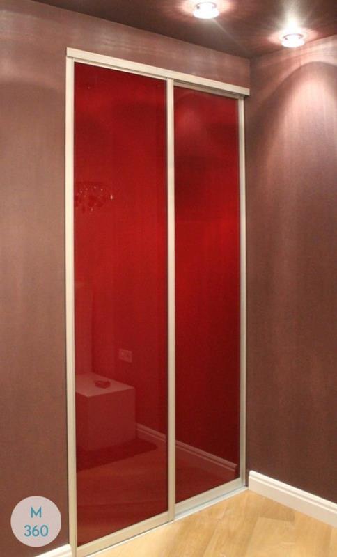 Красный шкаф купе Марсель Арт 007773902