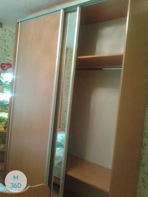 Шкаф купе с ножками Болонья Арт 007832996