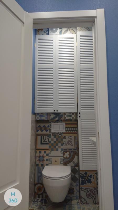 Шкаф в ванную комнату Антигуа Арт 007940253