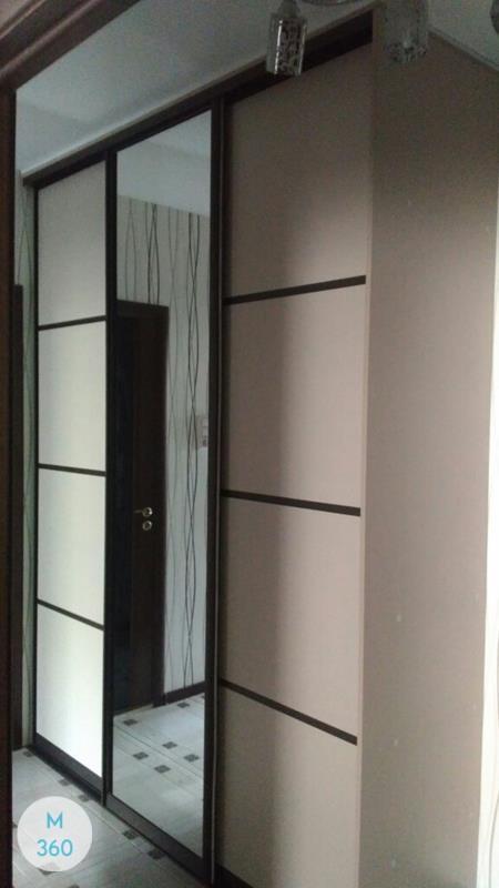 Дверь купе для кладовки Абель Арт 007992215