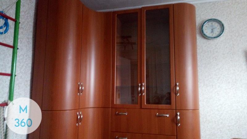 Круглый шкаф Матрикария Арт 008219746