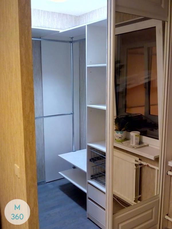 Современные встроенный шкаф Молдавия Арт 008270204