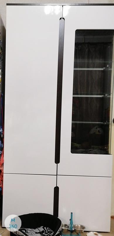 Шкаф витрина Порт-О-Пренс Арт 008630484