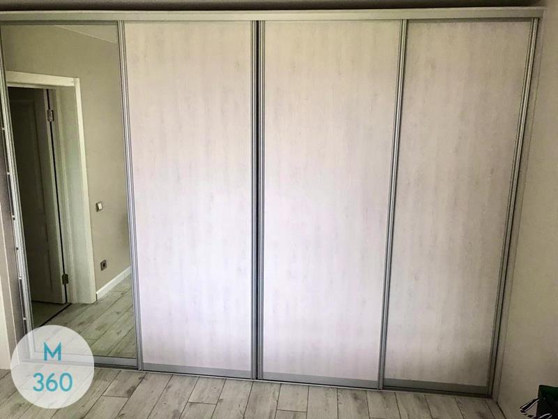 Шкаф купе с зеркальными дверями Грация Арт 008842287