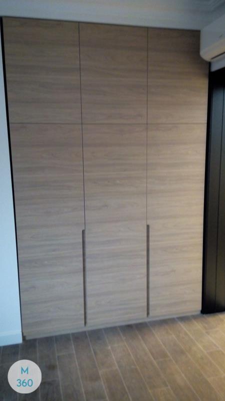 Трехстворчатый шкаф Уэст-Ковина Арт 008845509