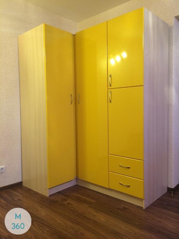 Распашной шкаф для белья Чулым Арт 008866880