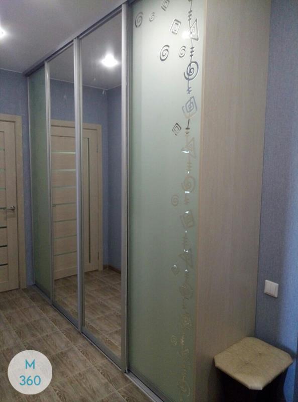 Шкаф купе в коридор Франция Арт 008867291