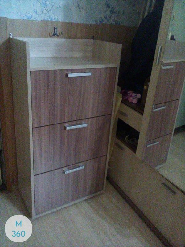 Современный шкаф купе Глоба Арт 009307713