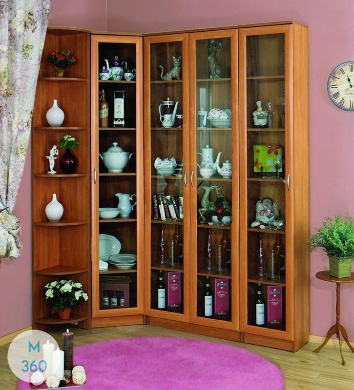 Шкаф витрина для коллекций Лисберн Арт 009346568
