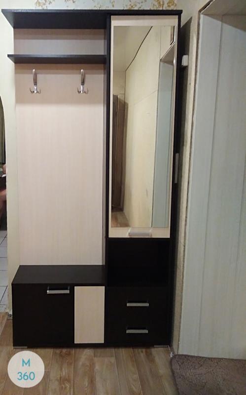 Однодверный шкафы Джулиано Арт 009408209