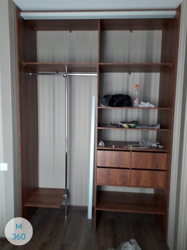 Современные встроенный шкаф Сицилия Арт 009456434