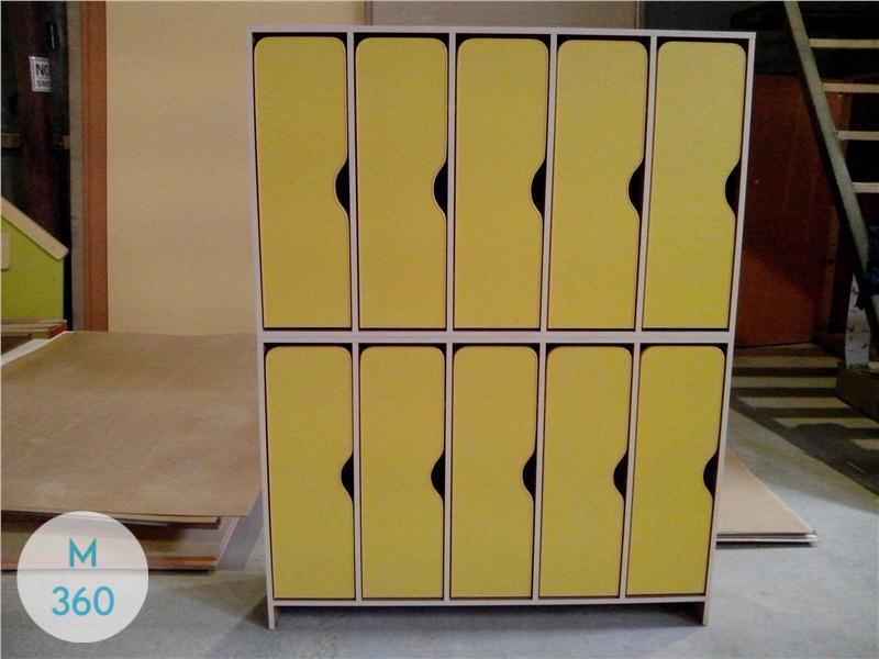 Шкафчик для детского сада Мурсия Арт 009459572