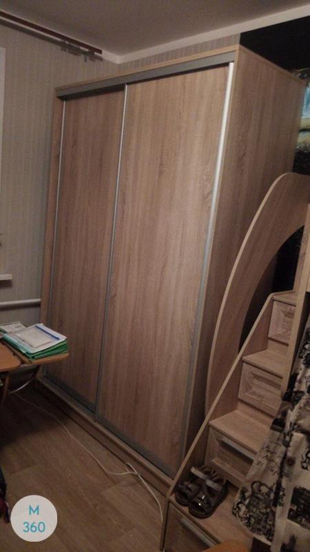 Шкаф купе с ножками Эулалия Арт 009599323