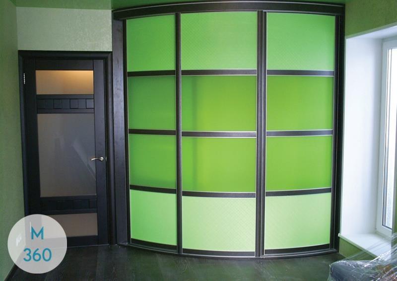 Радиусный шкаф в спальню Вулвергемптон Арт 009730037