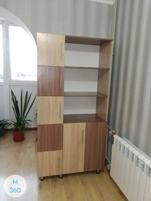 Распашной книжный шкаф Изерлон Арт 009741626