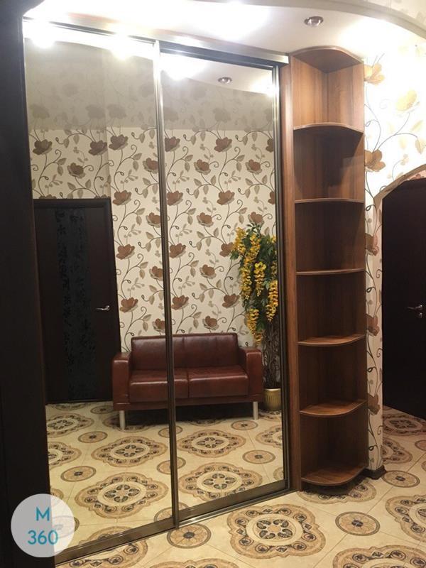 Шкаф купе с тремя зеркалами Гейдельберг Арт 009792923